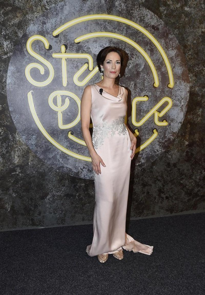 StarDance 2015 - Tereza Kostková v šatech od Tatiana