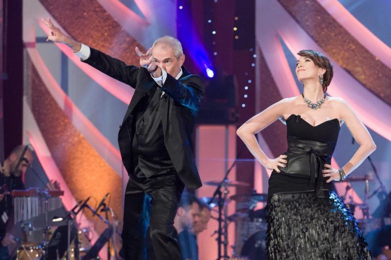 StarDance 2016 - Tereza Kostková v šatech od Tatiana