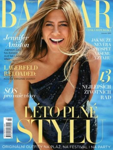 Harpers's Bazaar - Červen 2019 / June 2019