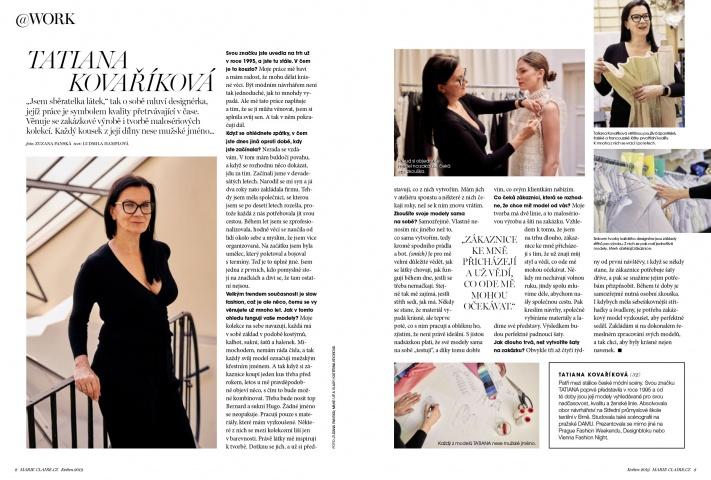 Marie Claire - Květen 2019